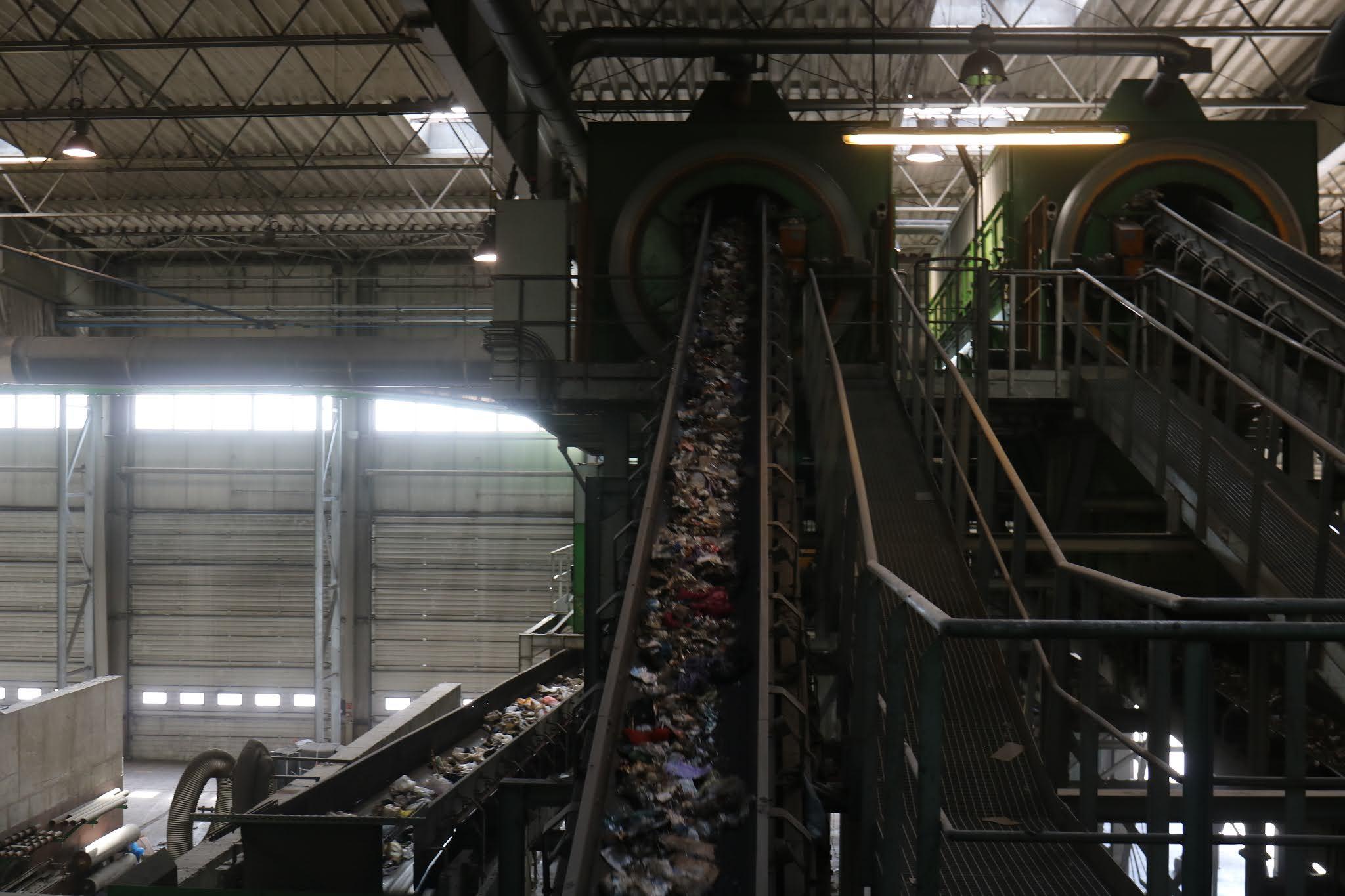 sortownia śmieci Gdańsk
