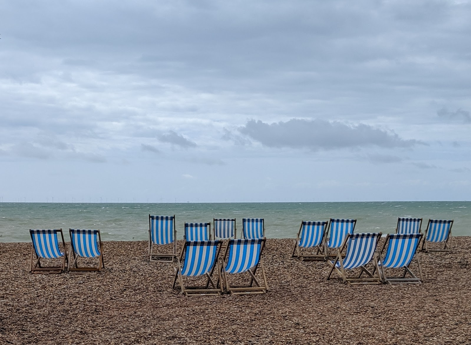 11 Top Tips for Visiting Brighton with Kids  - Brighton Beach Deckchairs