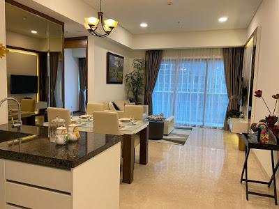 Dijual Apartemen Anandamaya residence