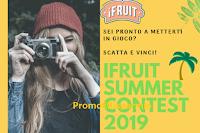 Logo iFruit ''Scatta e vinci'' gratis un buono spesa da 50€