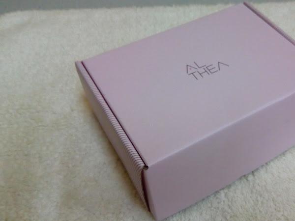Akhirnya sampai pun Althea Box : Mekap Hari Raya