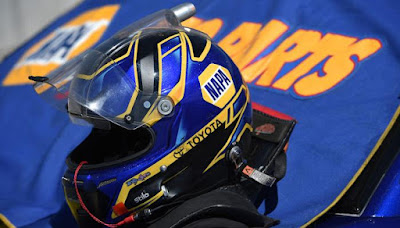 Eggleston Has $100,000 In His Sights with His #NASCAR #KNWest Win