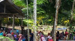 Kenduri Makam di Aceh