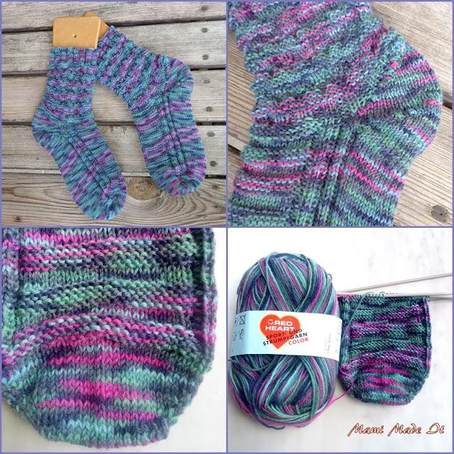 DIY - Socken stricken - Knitted socks