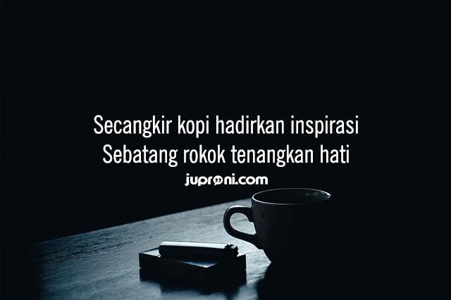 kata kata kopi dan rokok yang bijak dan lucu terbaik