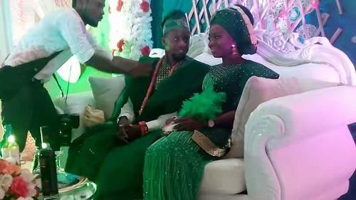 , Ogenyi Onazi Weds In Benin
