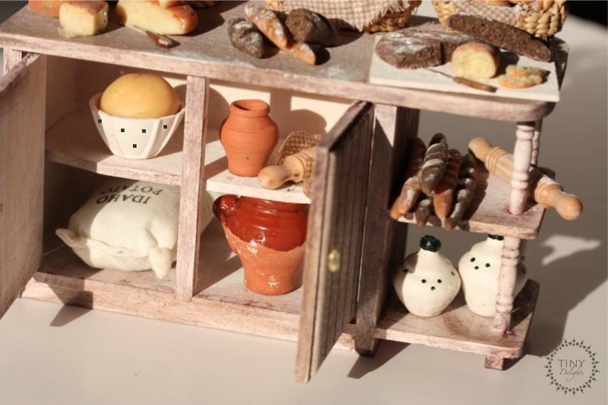 Romantic Kitchen Cupboard Ideas