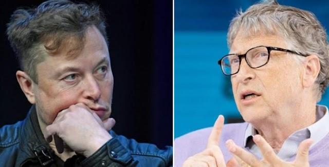 Έλον Μασκ: Δεν θα κάνω το εμβόλιο για τον κορωνοϊό - «Βλάκας ο Μπιλ Γκέιτς»