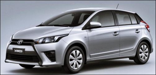 2017 Toyota Yaris Price in Lebanon