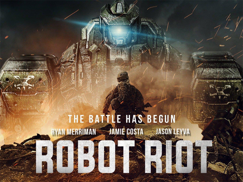 Ver Online Robot Riot Completa En Audio Sub Español Latino