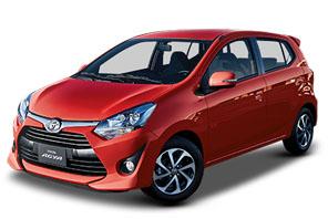 Toyota Agya - Bali Jaya Trans