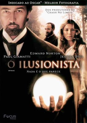 O%2BIlusionista Download O Ilusionista   DVDRip Dual Áudio Download Filmes Grátis