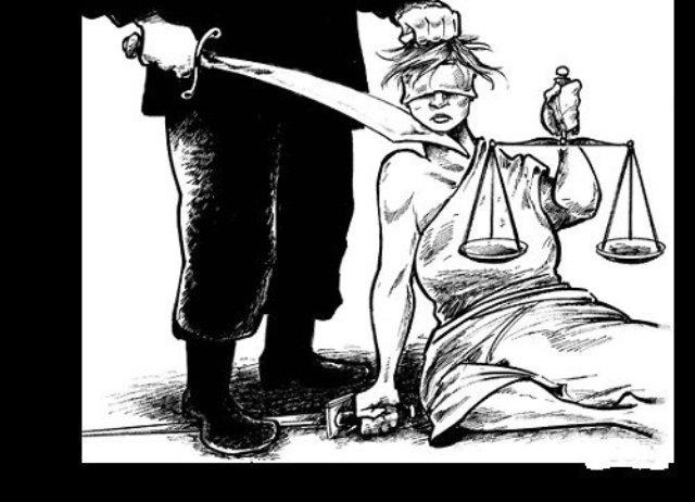 Όταν οι Λειτουργοί της Δικαιοσύνης «γκριζάρουν» την αξιοπιστία της και το κύρος των Θεσμών!!!