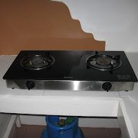 countertop LPG stove