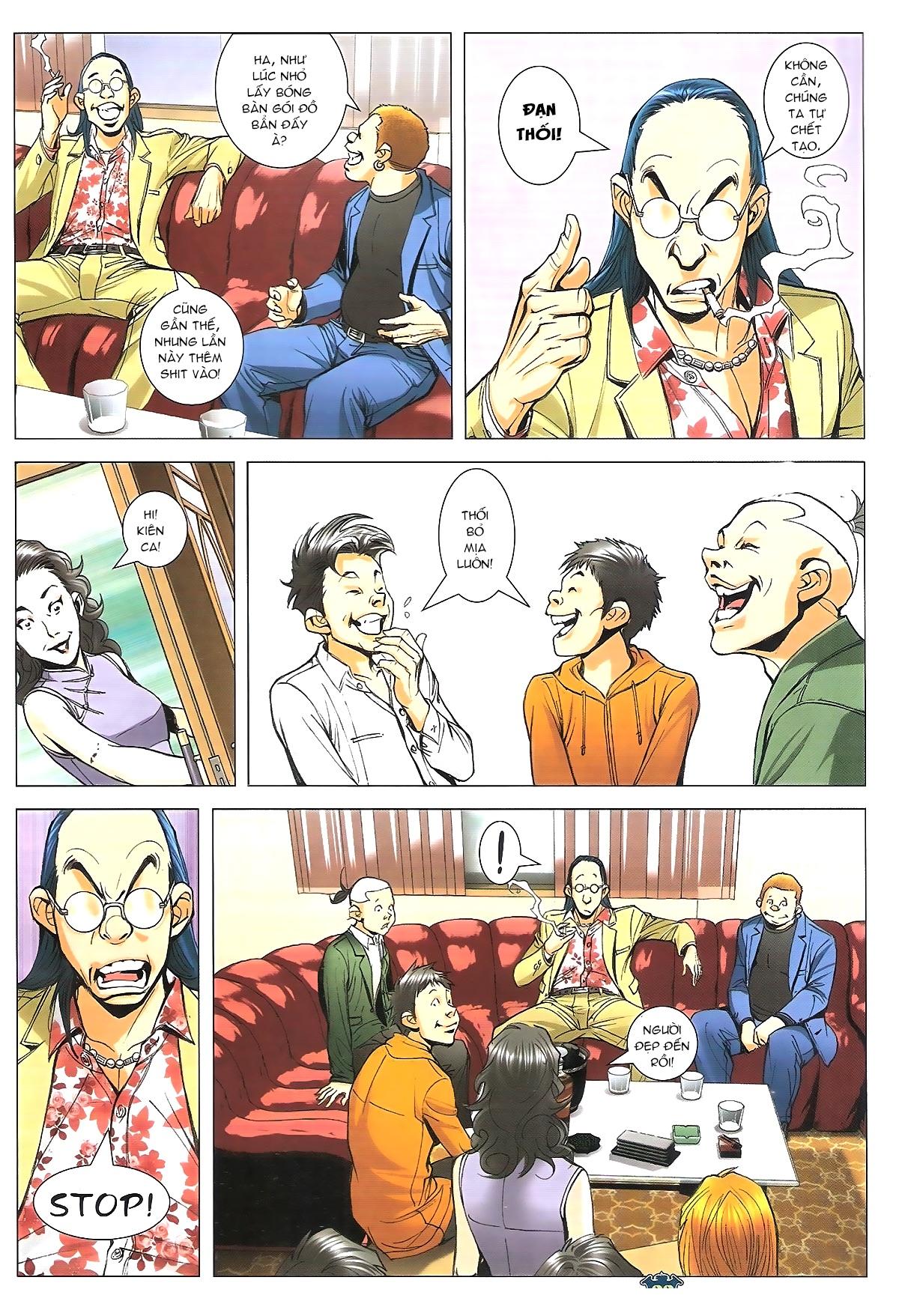 Người Trong Giang Hồ chapter 1770: tên x hồng hưng trang 18