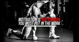 Why Motivation Does Not Work
