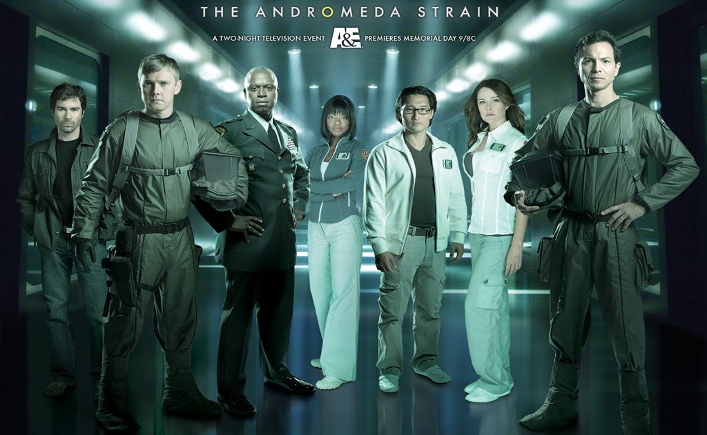 the andromeda strain tv series - 1024×630
