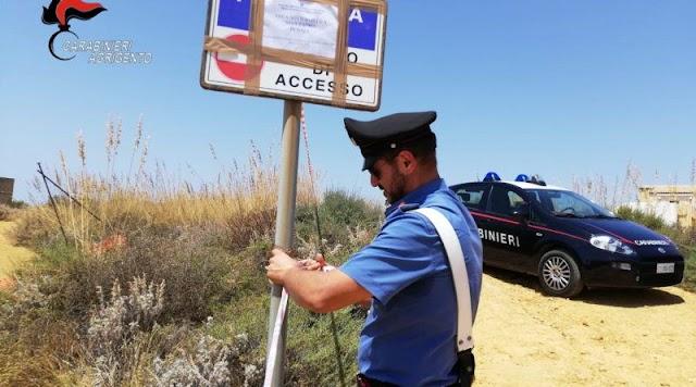 Sequestro terreni e manufatti intorno alla Torre di Monterosso, i nomi degli 8 indagati