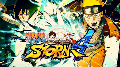 Download Game Naruto Shippuden Ultimate Ninja Storm 4