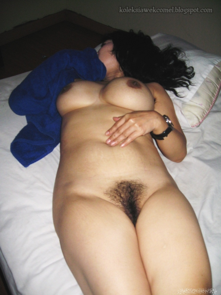 Firmly Hairy indonesia pussy