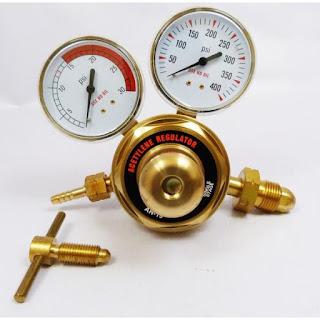 Manometro para cilindro de acetileno