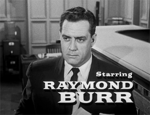Television's New Frontier: The 1960s: Perry Mason (1961)