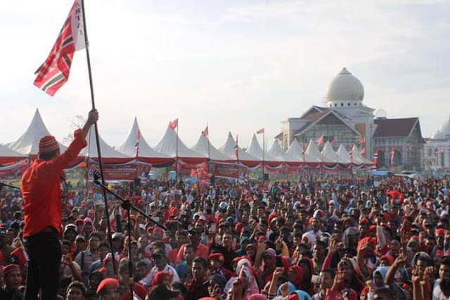 Keadilan dan Demokrasi Tak Jelas, Rakyat Aceh Kembali Suarakan Referendum
