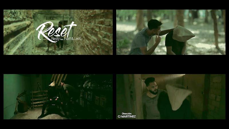 Nesty The Producer & Harif & LeoS - ¨RESET¨ - Videoclip - Director: CJ Martínez. Portal Del Vídeo Clip Cubano. Música cubana. Reguetón. Hip Hop. Cuba.