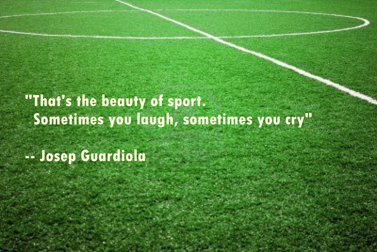 Football Motivational Quotes: Love FC Bayern München: Football Quotes