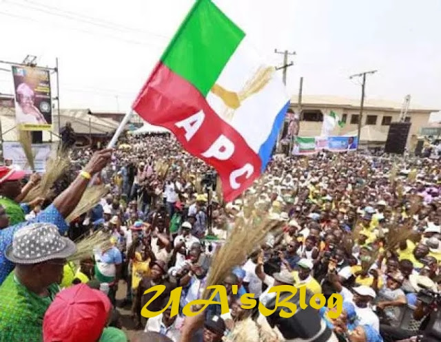 APC crisis is good for Nigeria