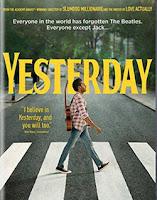Yesterday - Target DVD