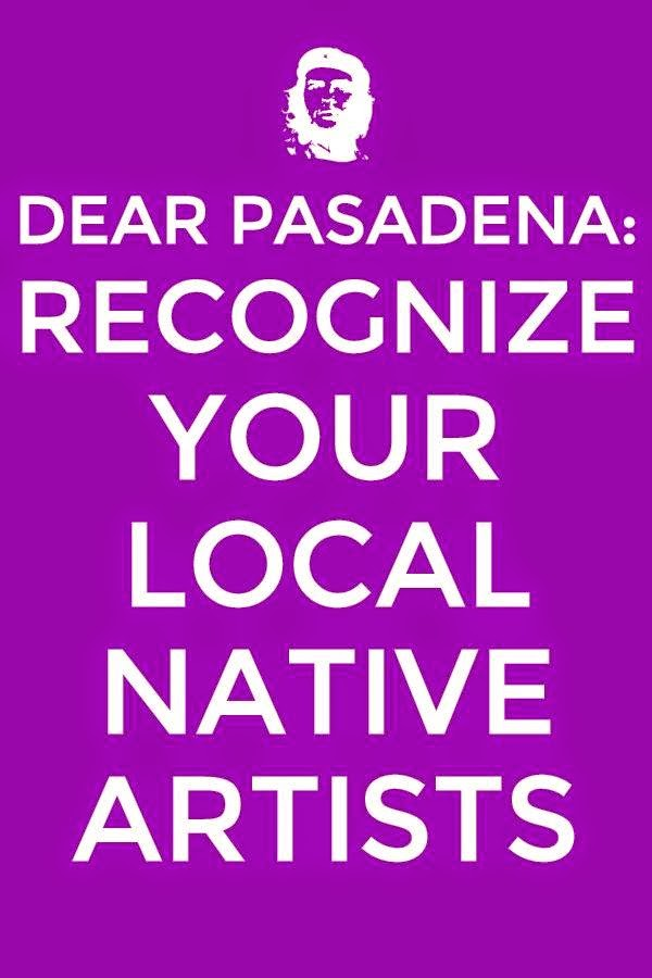How Pasadena ignores it's true essence...