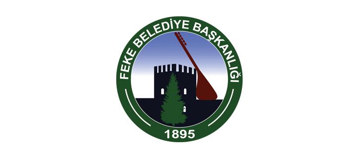 Adana Feke Belediyesi Vektörel Logosu