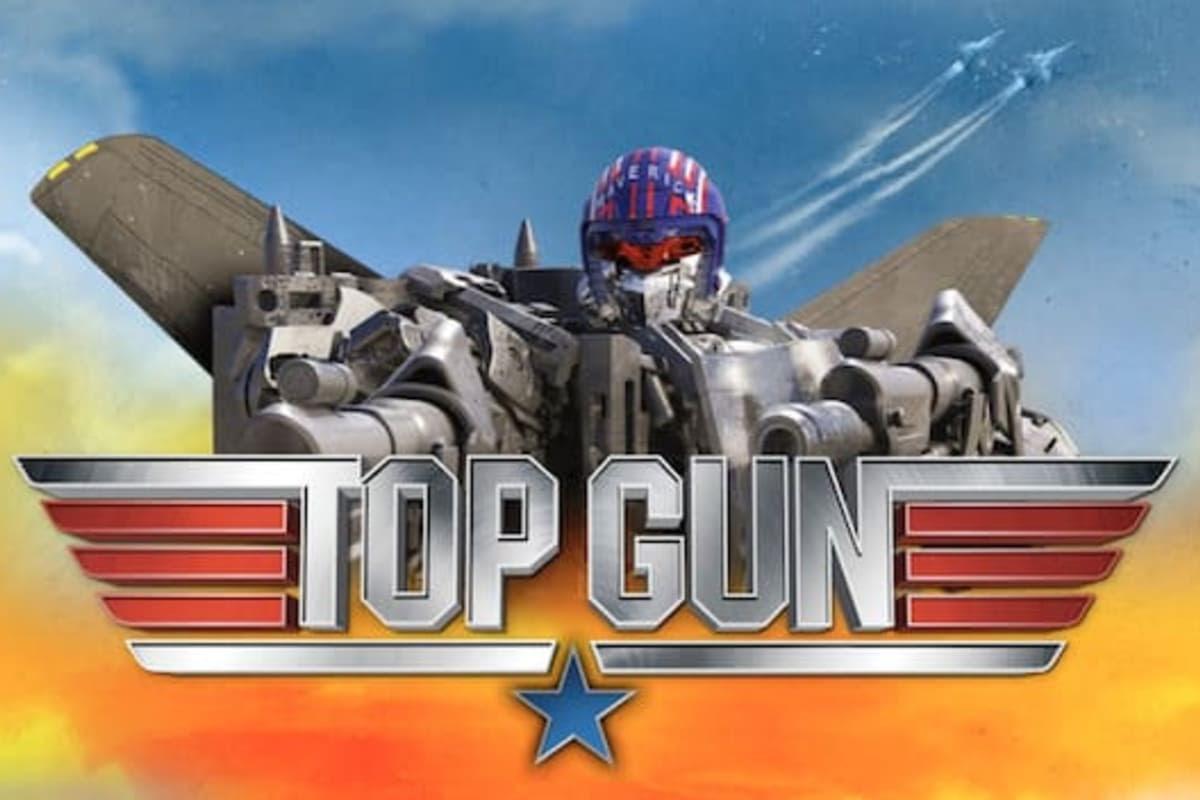 Transformers Autobot Maverick : パラマウント映画の2大ヒット作が、まさかの合体を果した「トップガン 2」のマーベリック、つまり、トム・クルーズがオートボット化 ? ! したトランスフォーマーのアクション・フィギュアを、ハスブロが本気で発売 ! !