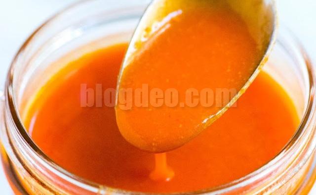 Wing Sauces cocok untuk pecinta makanan pedas