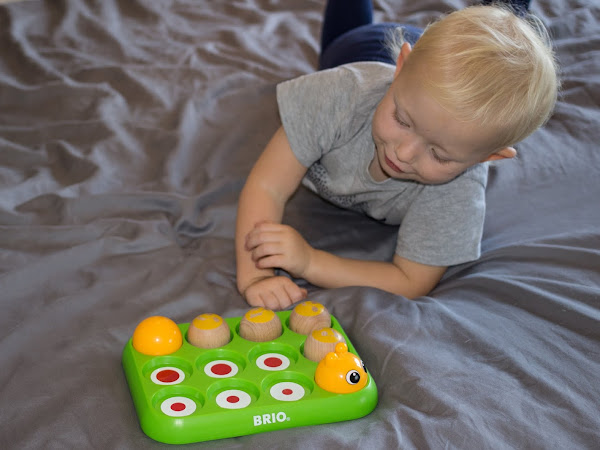 BRIO Play & Learn Musical Caterpillar Review