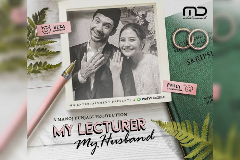 OST My Lecturer My Husband | Lecture With Love & Hati Memilih Cinta