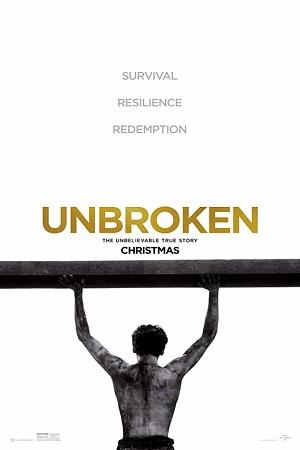 Unbroken (2014) Hindi Dual Audio 720p BluRay