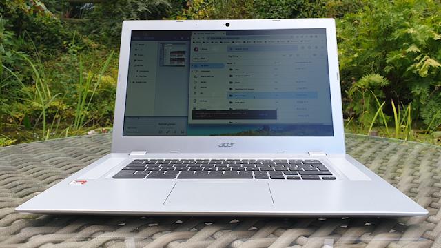 9. Acer Chromebook 15