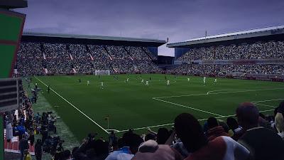 PES 2021 Stadium Highbury