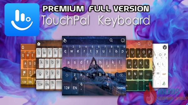 TouchPal Keyboard Premium Full Version APK