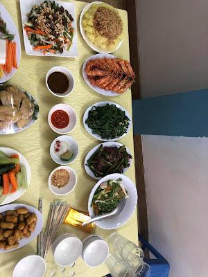 Nhận nấu cỗ tại nhà Hoàng Đạo Thúy- Cầu Giấy- Hà Nội
