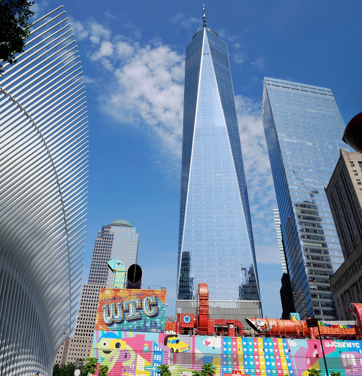 world trade center wtc oculus one world observatory oculus new york itinerary guide plan