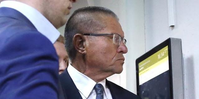 [caption]Seperti Ini Nasib Menteri Ekonomi Rusia, Alexei Ulyukayev yang Terlibat Korupsi 26,7 Milyar[/caption]