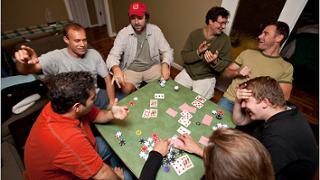 Group Bermain Poker Tornament