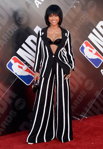 Karrueche Tran best red carpet dresses photo