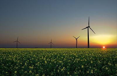 أنواع مصادر الطاقة الغير متجددة