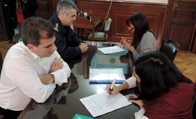 Comenzaron los exámenes toxicológicos para funcionarios del Ministerio de Seguridad y efectivos de la Policía