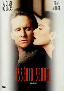 Assédio Sexual - DVDRip Dublado