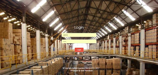 inventory - Aplikasi Inventory Memakai Metode Rop & Eoq